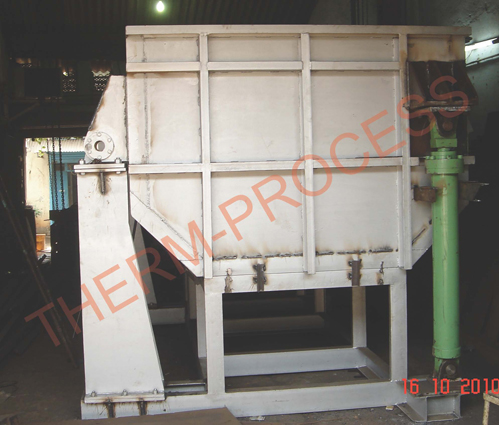 Tilting Type Mechanical Furnace, Aluminium Melting Furnaces