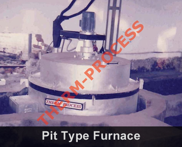 Industrial Furnaces, Industrial Burners, Reheat Furnaces, Pit Type